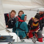 Tiered tuition to cater for improvement at all levels of sailing experience