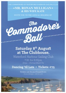 Commodores Ball 2015 A great night out